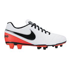 Nike® Tiempo Rio III FG Womens Soccer Shoes
