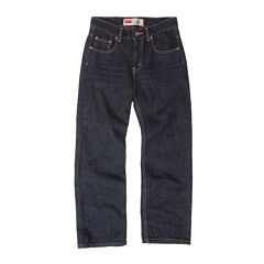 Levi's Relaxed Fit Jeans-Boys Husky