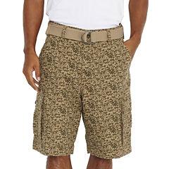 Levi's® Squad Cargo Shorts with Belt