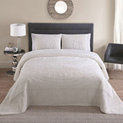 VCNY Hilltop 3-pc. Bedspread Set