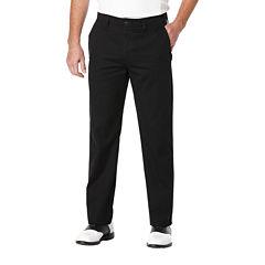 PGA TOUR® Golf Performance Flat-Front Comfort Stretch Pants
