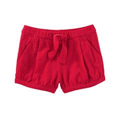 Oshkosh Pull-On Shorts Toddler Girls