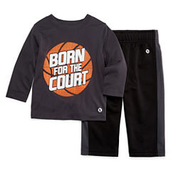 Xersion 2-pc. Pant Set Baby Boys