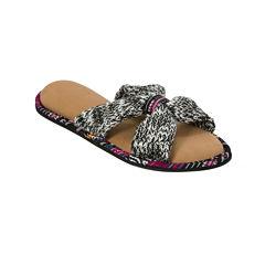 Dearfoams Slip-On Slippers