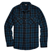 Vans® Long-Sleeve Woven Shirt - Boys 8-20