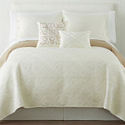 Chateau Reversible 5-pc. Quilt Set