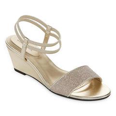 Worthington® Jarret Wedge Sandals