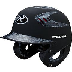 Rawlings 80mph Two-Tone Digi Navy Juniors BaseballHelmet
