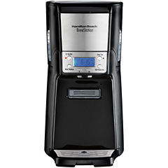 Hamilton Beach® 12-Cup BrewStation® Programmable Coffee Maker