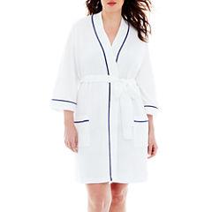 Liz Claiborne® Spa Robe - Plus