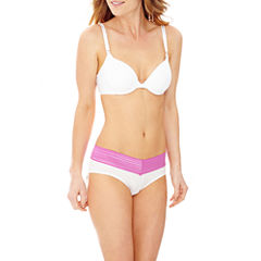Warner's Underwire T-Shirt Bra or Hipster Panties