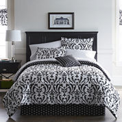 Home Expressions™ Regal Damask Complete Bedding Set with Sheets