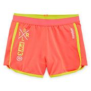 Reebok® Summer Shorts - Girls 7-16