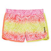 Reebok® Ombre Shorts - Girls 7-16