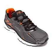 Fila® Quadrix Mens Running Shoes