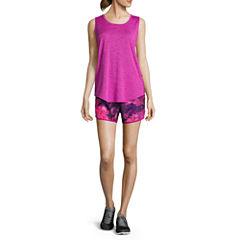 Xersion Lattice Supreme Tank or Woven Colorblock Run Shorts