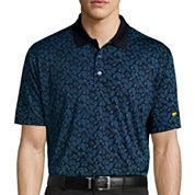 Jack Nicklaus® Short-Sleeve Golf Performance Foliage Printed Polo