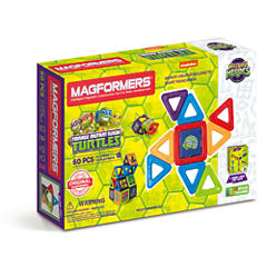 Magformers Teenage Mutant Ninja Turtles 60 PC. Set