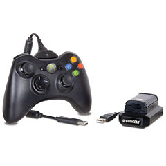 DreamGear DG360-1708 XBox 360 Rechargeable Battery 3-in-1 Power Kit - Controller Not Included