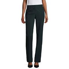 Worthington® Modern Fit Straight-Leg Pants