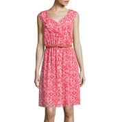 Alyx® Sleeveless Print Blouson Dress