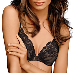 Maidenform Comfort Devotion Plunge Pushup Bra - 9443