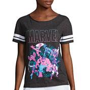 Marvel® Short-Sleeve Baseball Tee