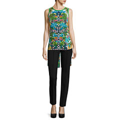 nicole by Nicole Miller® High Low Top or Ankle Pants