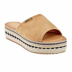Henry Ferrera Ty-A6 Womens Slide Sandals