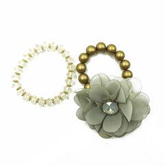 Mixit Womens 2-pc. Bracelet Set