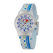 Red Balloon™ Boys Blue Dot Bracelet Watch