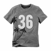 Carter's® Short-Sleeve Floral Tee - Preschool Boys 4-7