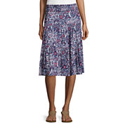 St. John's Bay® Knit Skirt