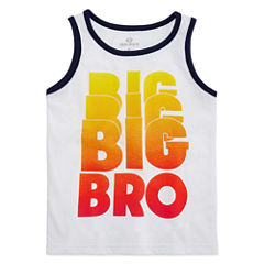 Okie Dokie Boys Tank Top - Toddler 2T-5T