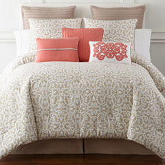 JCPenney Home™ Stonebridge 4-pc. Comforter Set & Accessories