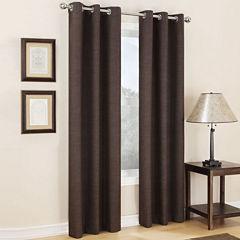 Sun Zero™ Mirage Room-Darkening Grommet-Top Curtain Panel
