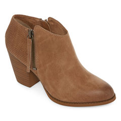 Pop Showcase Womens Bootie