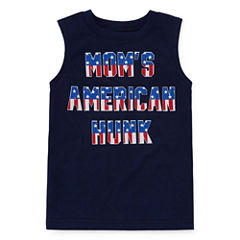 Okie Dokie Muscle T-Shirt - Toddler Boys