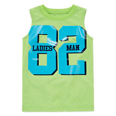 Okie Dokie Muscle T-Shirt - Preschool Boys