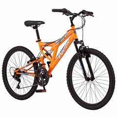 Pacific Boys Full Suspension Mountain Bike