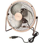 Honey-Can-Do® USB-Powered Desk Fan