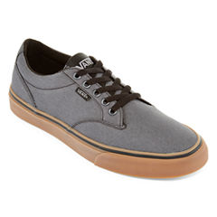 Vans® Winston Textile Mens Skate Shoes