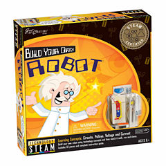 Great Explorations STEAM Learning System - Technology: Build Your Own Robot