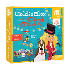 GoldieBlox GoldieBlox and the Dunk Tank