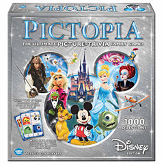 Wonder Forge Disney Pictopia! Family Trivia Game