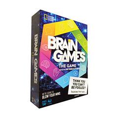 Buffalo Games Brain Games The Game