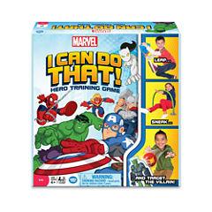 Wonder Forge Marvel I Can Do That! Hero Training Game