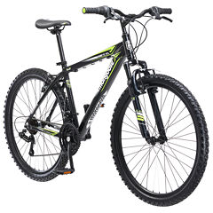 Mongoose Mens Front Suspension Mountain Bike