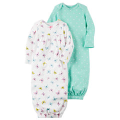 Carter's Girls Long Sleeve Sleep Sack