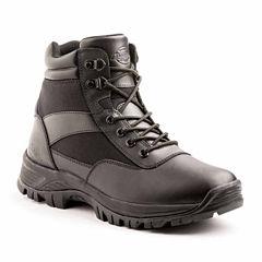 Dickies Javelin Mens Slip Resistant Steel Toe Work Boots
